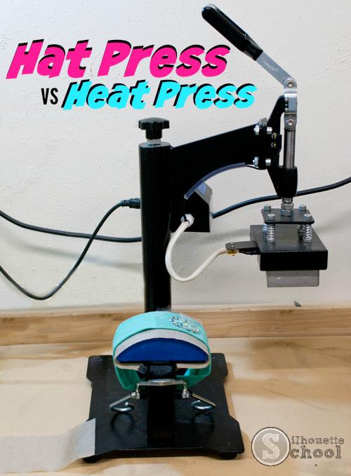 Why Use a Hat Press  (Silhouette School)  a3e4e51dec00
