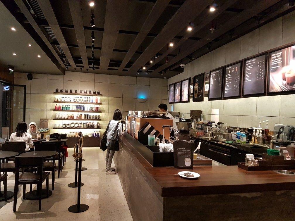 Starbucks Reserve, Plaza Senayan. The 2nd Reserve in