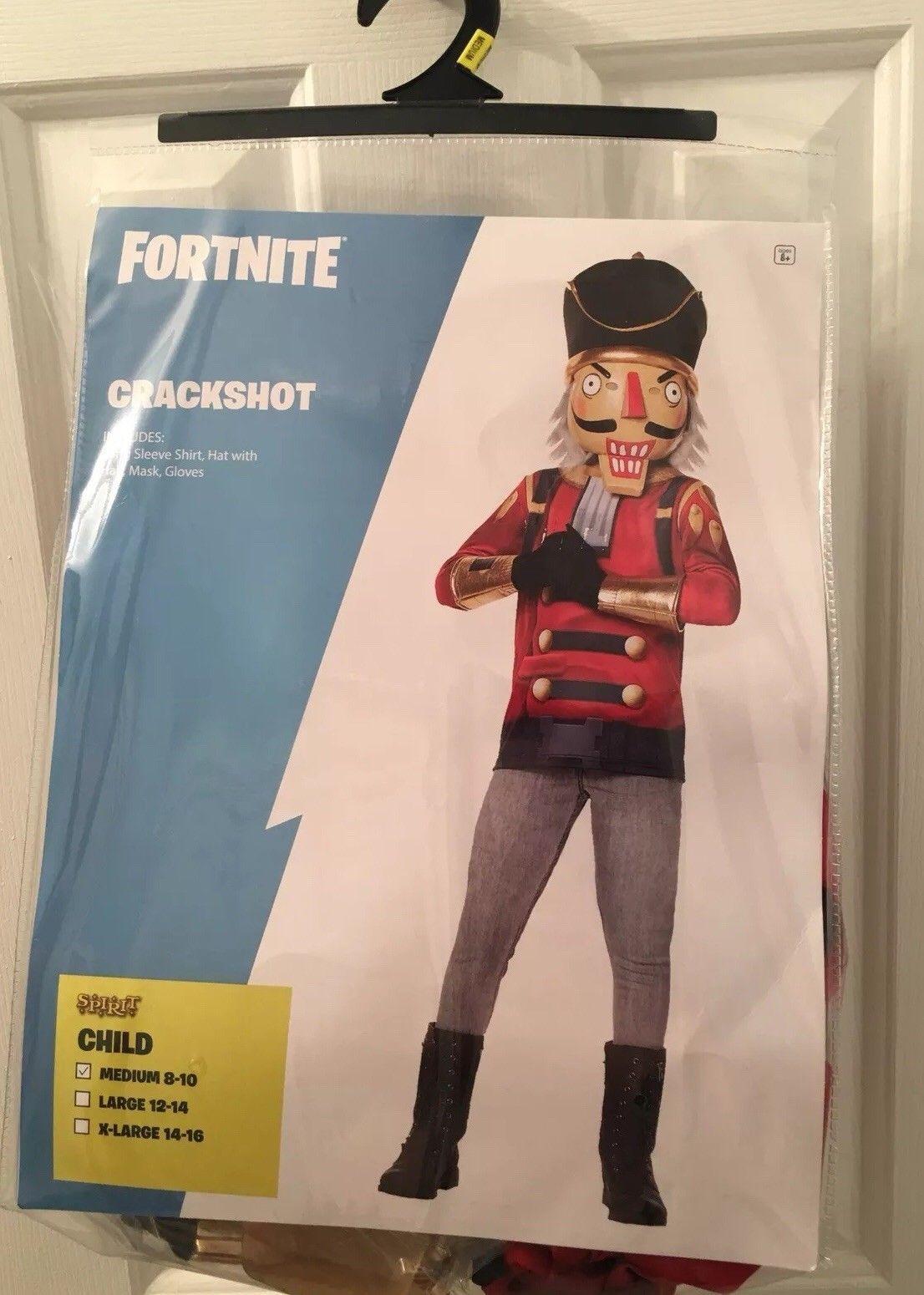 Spirit Halloween Fortnite Costumes For Kids.99 00 Fortnite Crackshot Spirit Halloween Costume Kids
