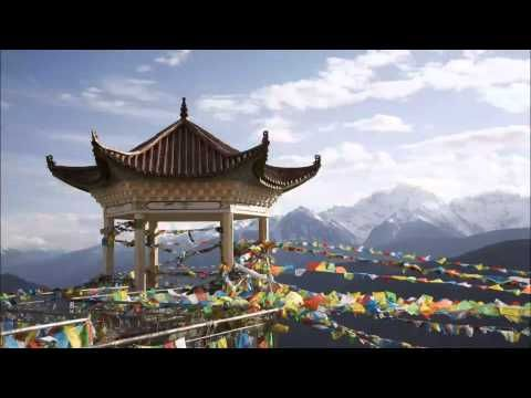 Songs : Yoga Music Relax Music - Around The World - Tibet - ONE HOUR of Tibetan instrumental songs f...