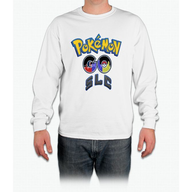 Pkg Slc Pikachu Long Sleeve T-Shirt