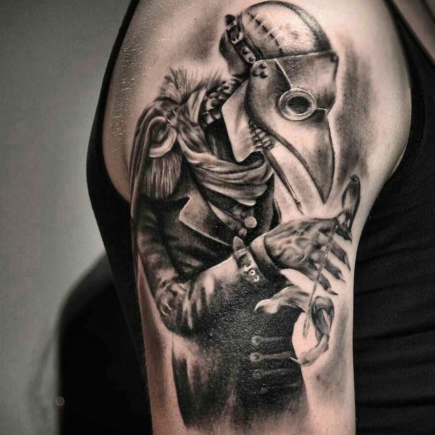 28 Steampunk Tattoo Designs Ideas: Pin By Jerry Zirbes On Cool Tattoos