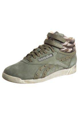 Reebok Classic FS HI VINTAGE Sneakers hoog Olijf