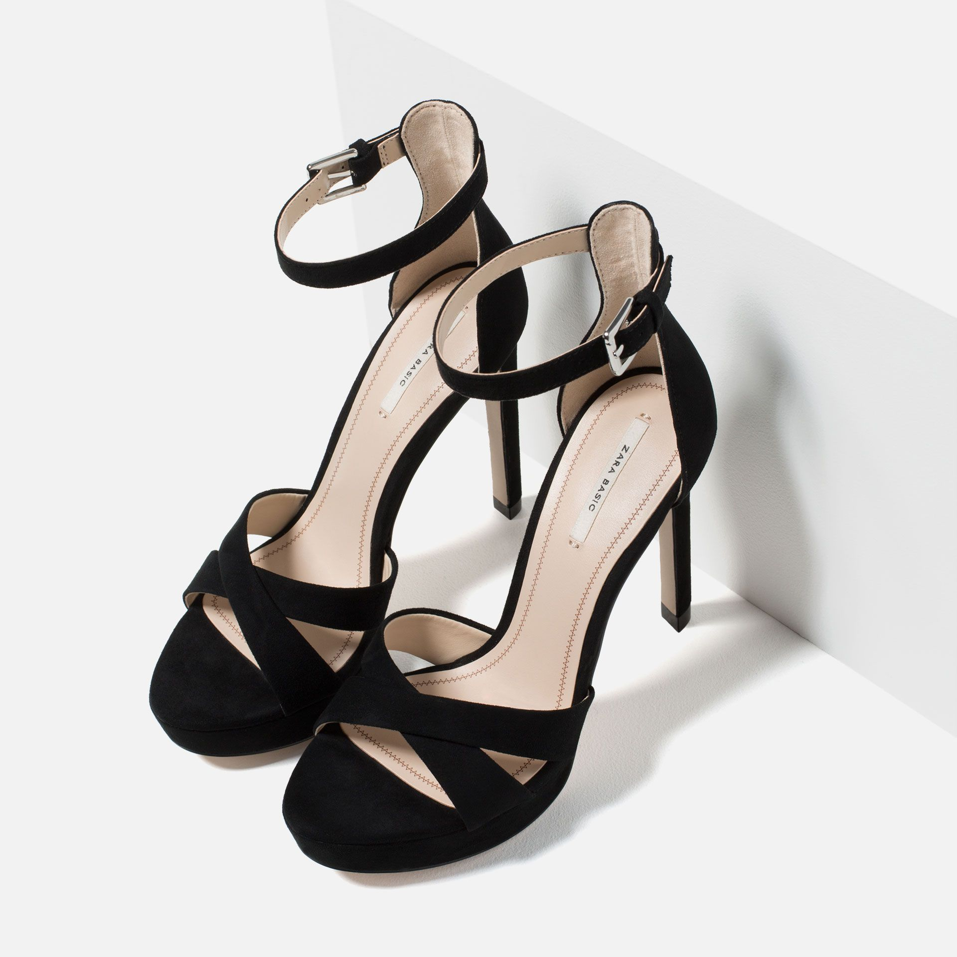 sandales À talons plateformes - tout voir - chaussures - femme