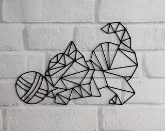 Photo of Slik wand decor, geometrische vogel, vogel cadeau idee, slikken Bird Wall Decor, Metal Bird decor, Wire Wall Art, vliegende vogels muur decor, Swift