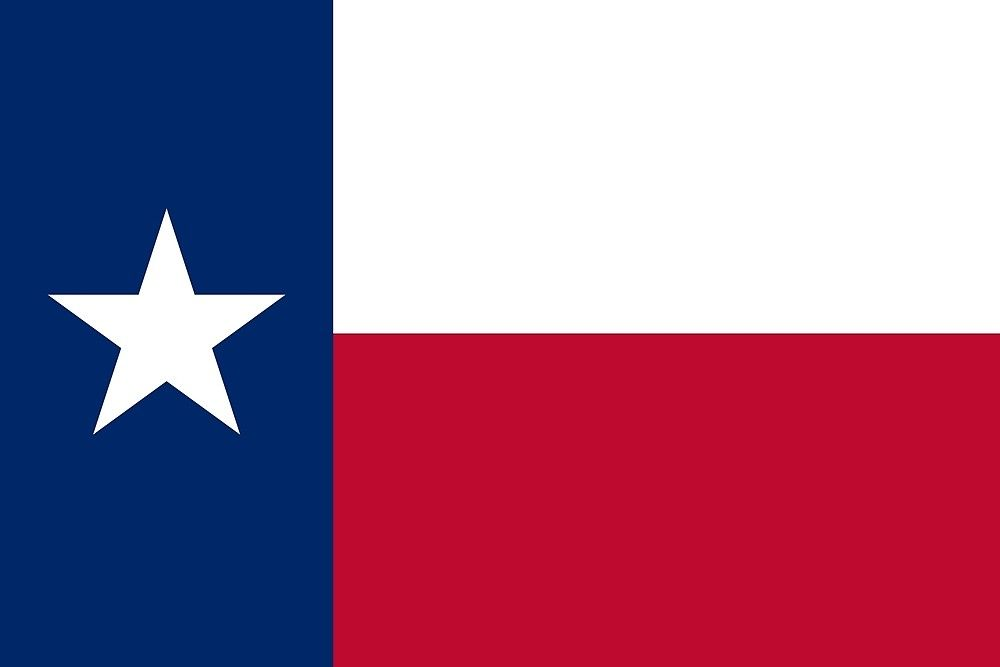 Texas Flag Lone Star Flag By Argosdesigns Redbubble Texas Flags Lone Star Flag Texas State Flag