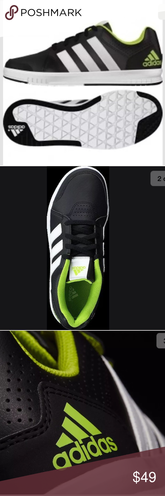 Adidas LK Trainer 7K Sportive Sneakers 4 6 Synthetic upper