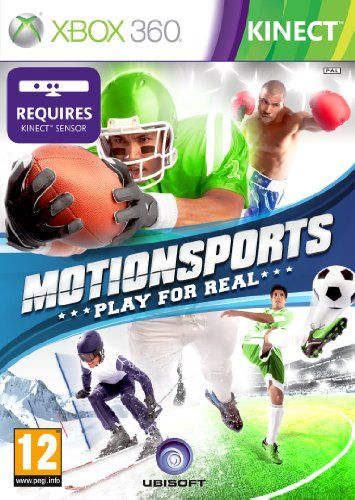 Motion Sports Kinect Compatible Xbox 360 -- You can find