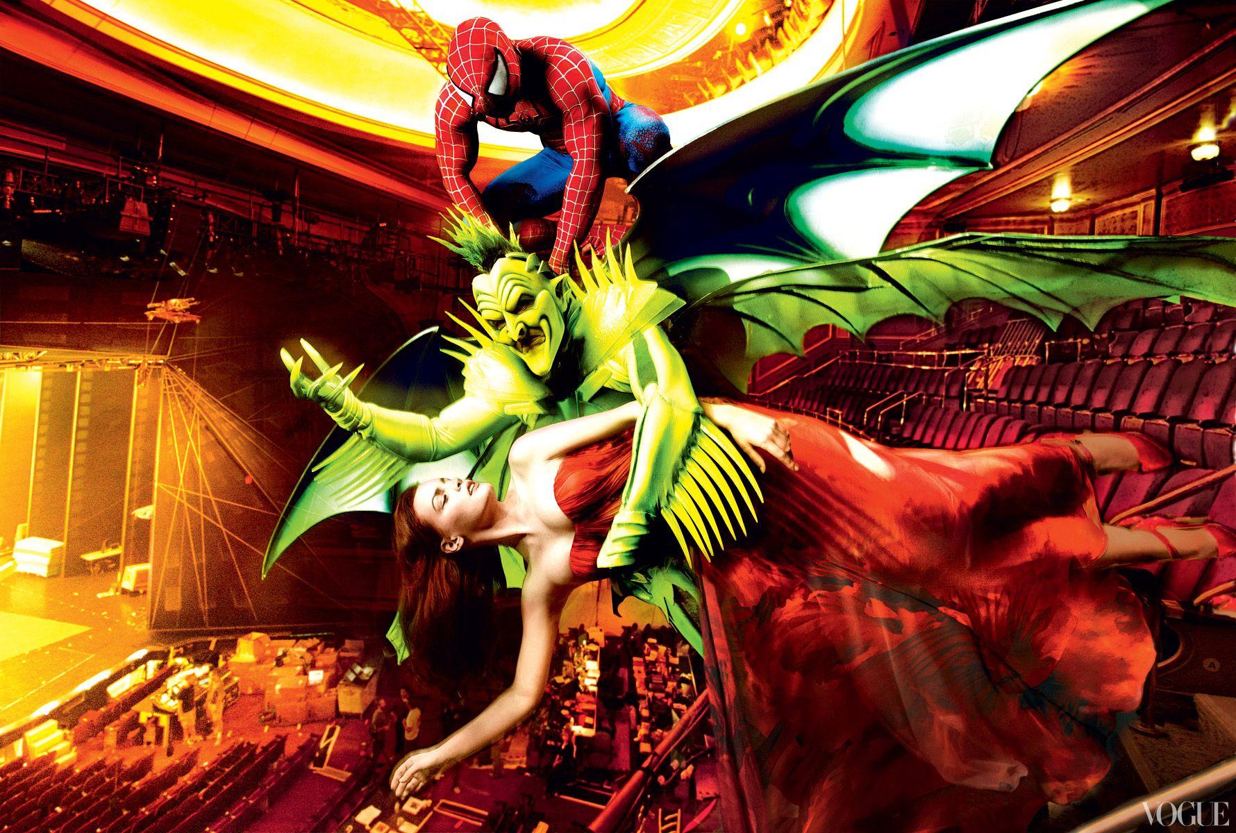 Vogue Superheroes