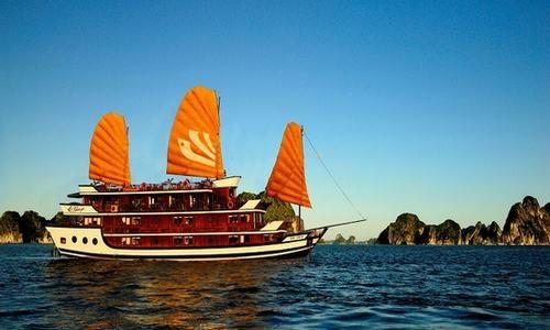 Paradise Luxury Cruise - Crociera In Halong