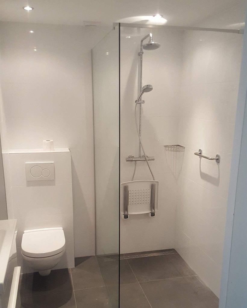 Douche met invalide zit | Badkamers | Pinterest - Badkamers