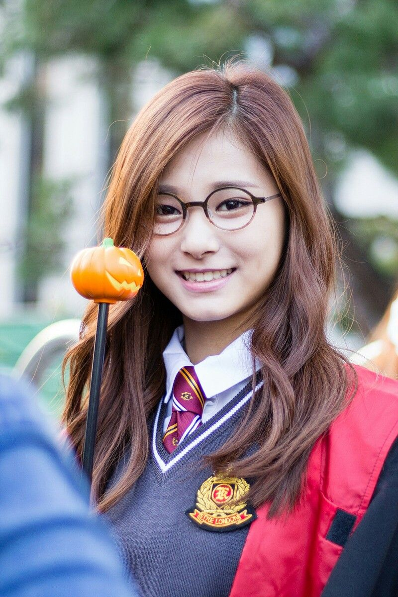 Harry Potter Tzuyu Potret Diri