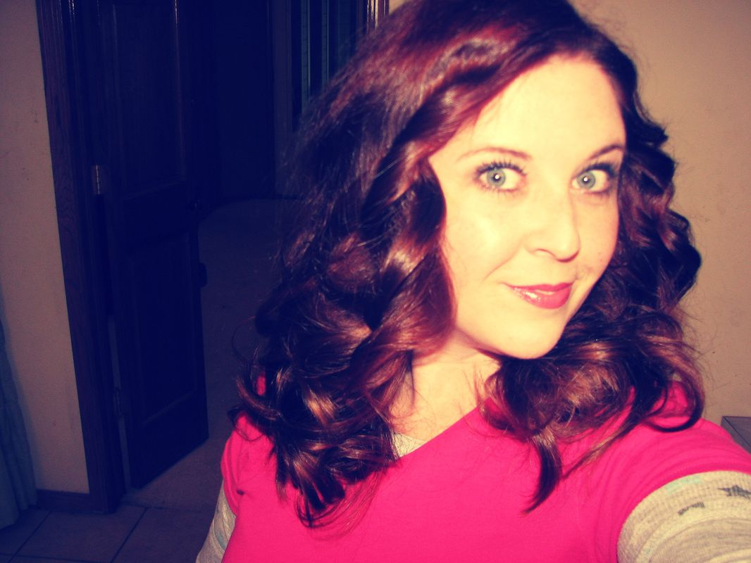 No heat curls will definitely try this hair u make up