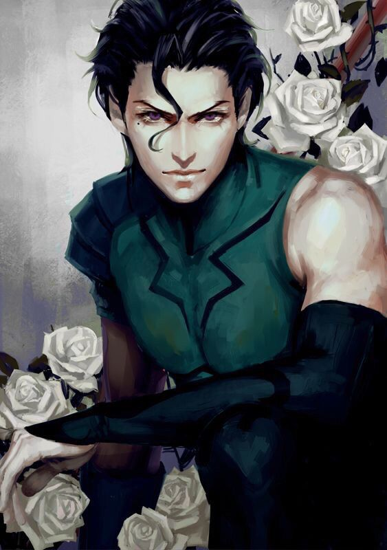 Pisces Dessin Manga Personnages Masculins Personnages