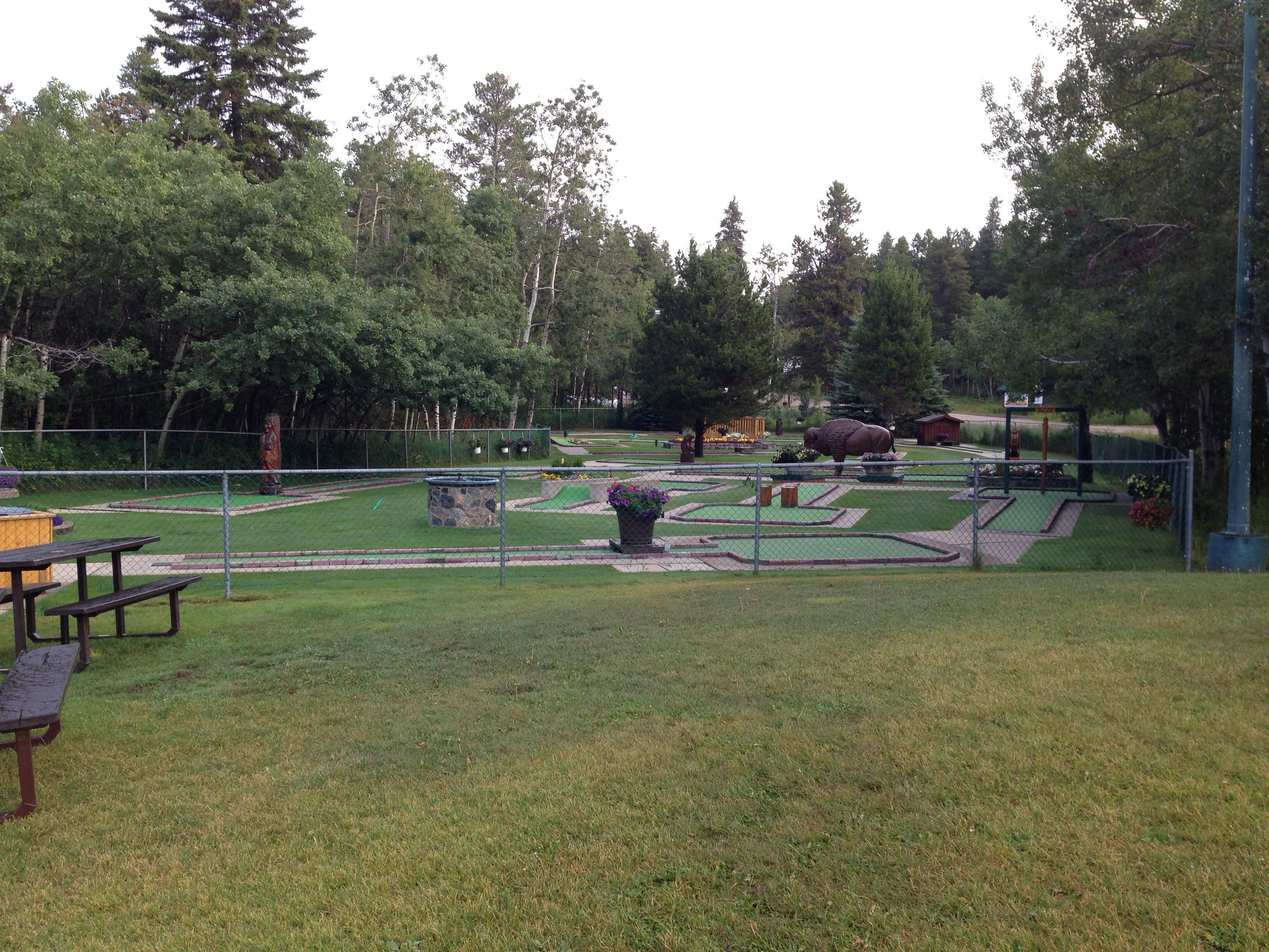 Cypress Hills Mini Golf