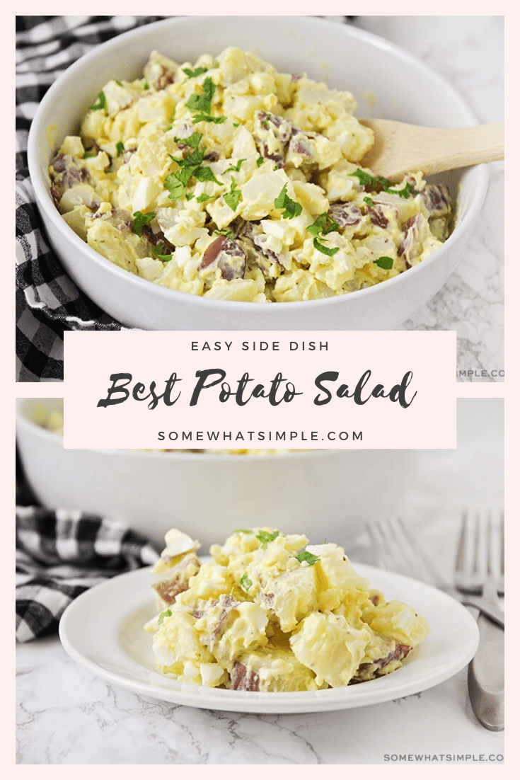 Best Potato Salad Recipe Using Red Potatoes