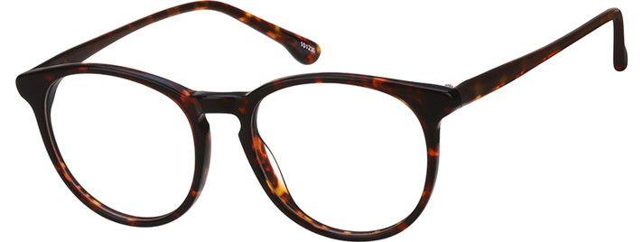 43931586ae5 Tortoiseshell Round Glasses  101235