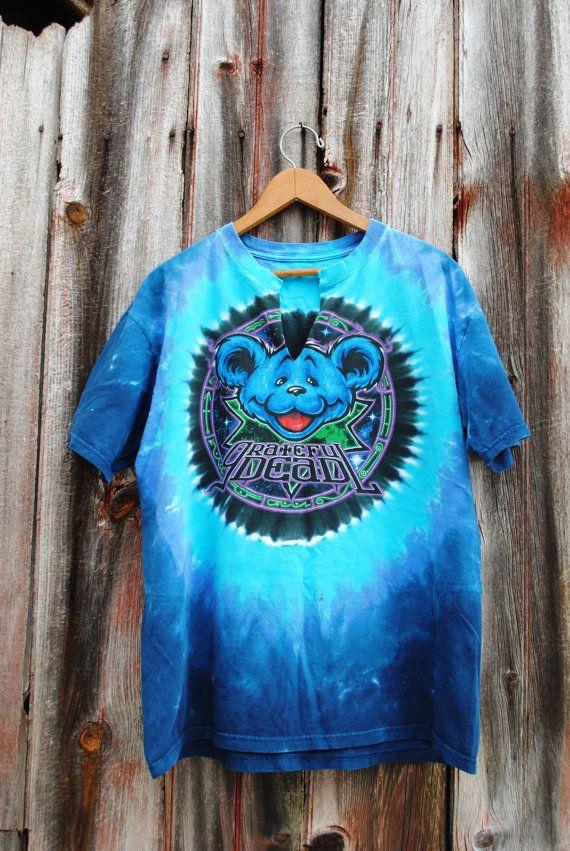 Vintage Grateful Dead shirt turtleneck M Embroidered