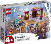 LEGO Disney Frozen II  Elsas Wagon Adventure 41166 Enthält AffiliateLinks Wenn Sie auf Links zu verschiedenen Händlern auf dieser Site klicken und 41166