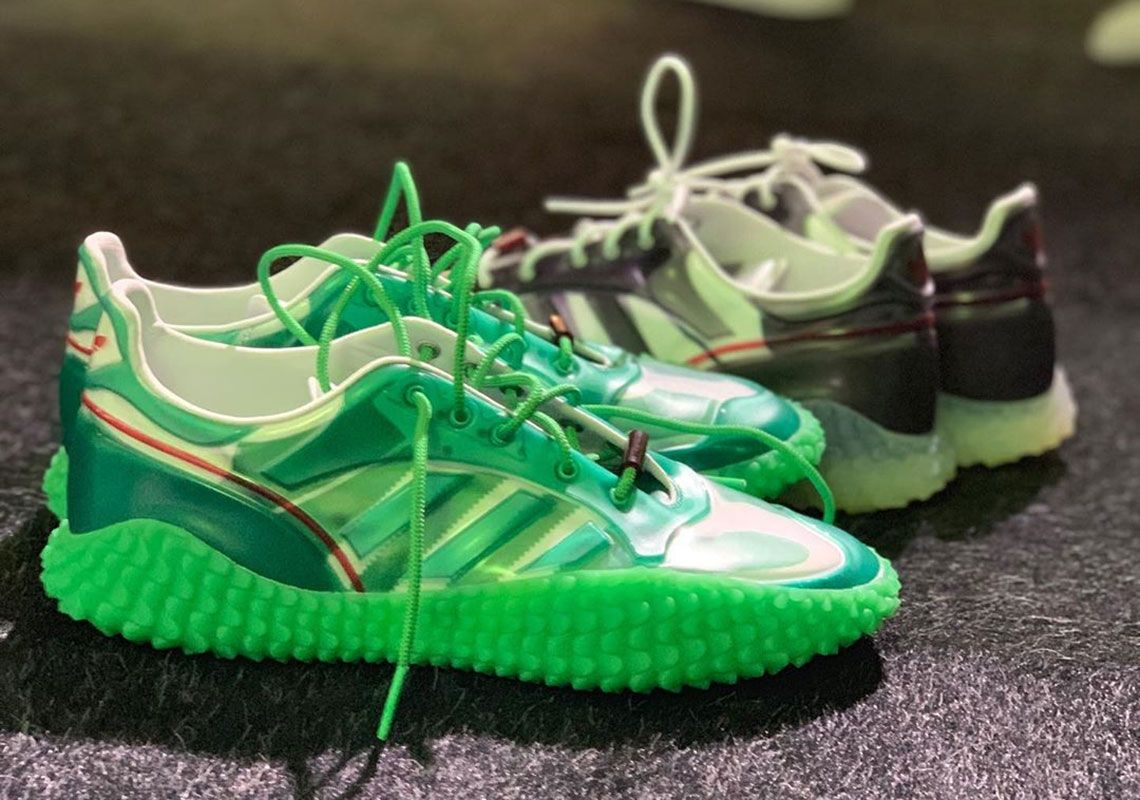 Craig Green Offers Creative New Spins On The adidas Kamanda