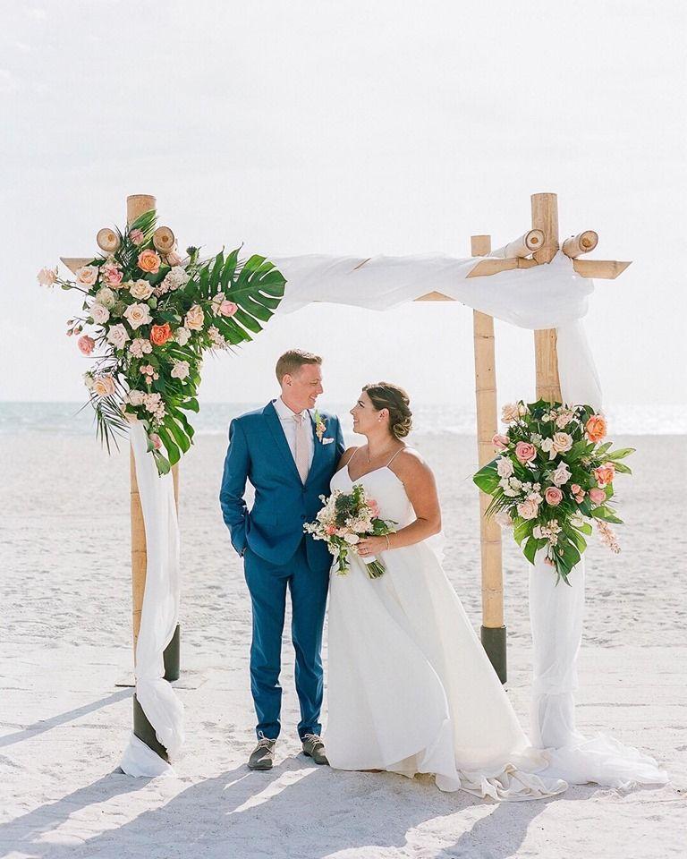 Hawaiian Wedding Inspiration By Sirata Beach Resort On