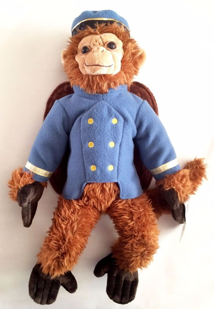 Finley Disney Store Plush Stuffed Flying Monkey Great And Powerful