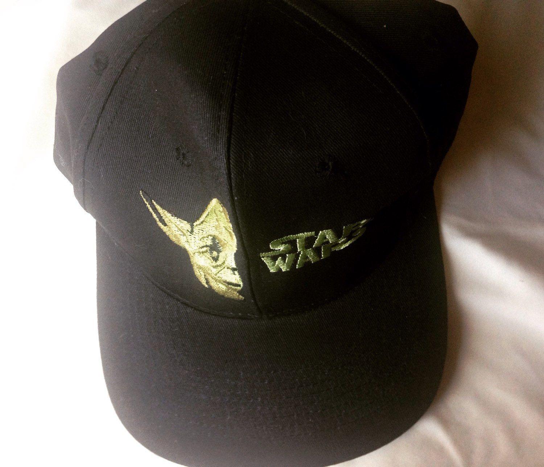 5717ca402d7c9 Star Wars Yoda Fresh Caps 90 s hat    vintage snapback
