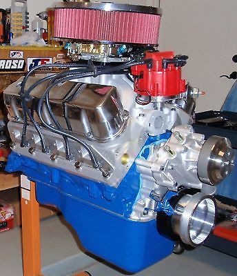 Ford 347 Stroker 505 Horsepower Crate Engine Pro Built New 5 0 302 331 Sbf Crate Engines Crate Motors Ford