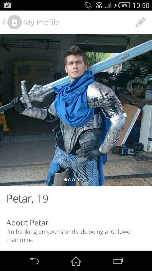 Tinder Profiles That Might Make You Laugh Against All The Odds - 20 strange tinder profiles that will make you laugh