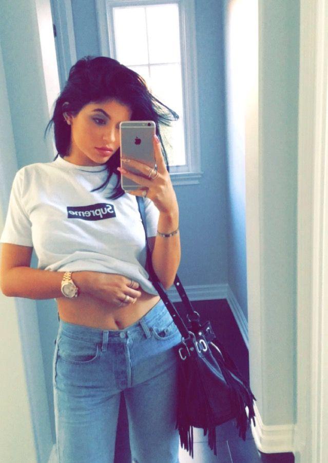 Kylie Jenner Looks Casuais Looks Alternativos Looks Kylie jenner hot wallpaper jeans
