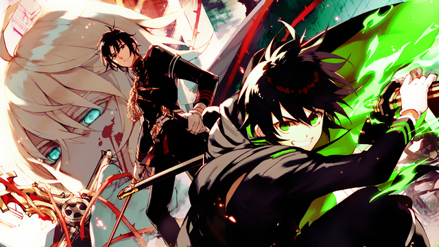 Owari No Seraph BD Episode 112 Subtitle Indonesia