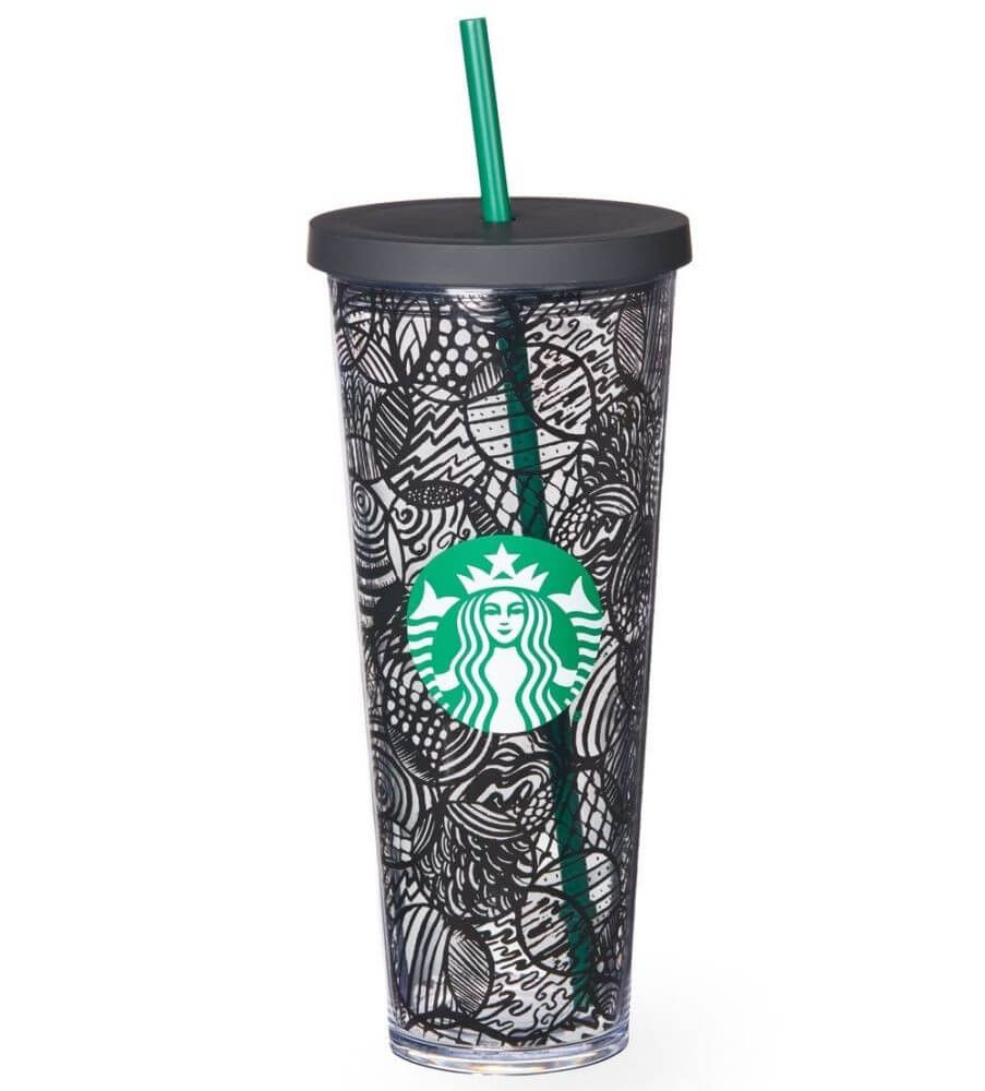 Starbucks Drinks: how many ounces? how many cups?