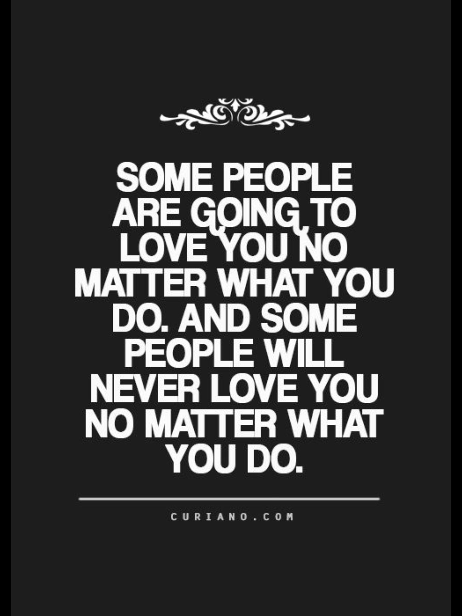 Absolutely True No Matter What You Do And Give Love Frases
