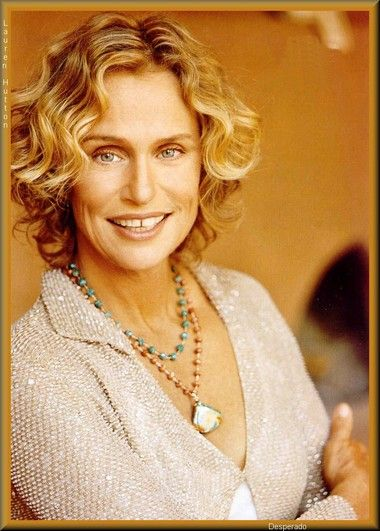Lauren Hutton...gapped teeth. The one who made me fall in love with my gap