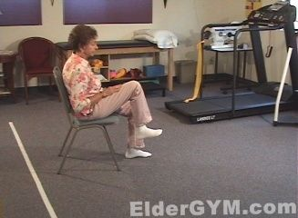 Hip Flexor Exercises Hip Flexor Exercises Senior Fitness Flexibility Workout