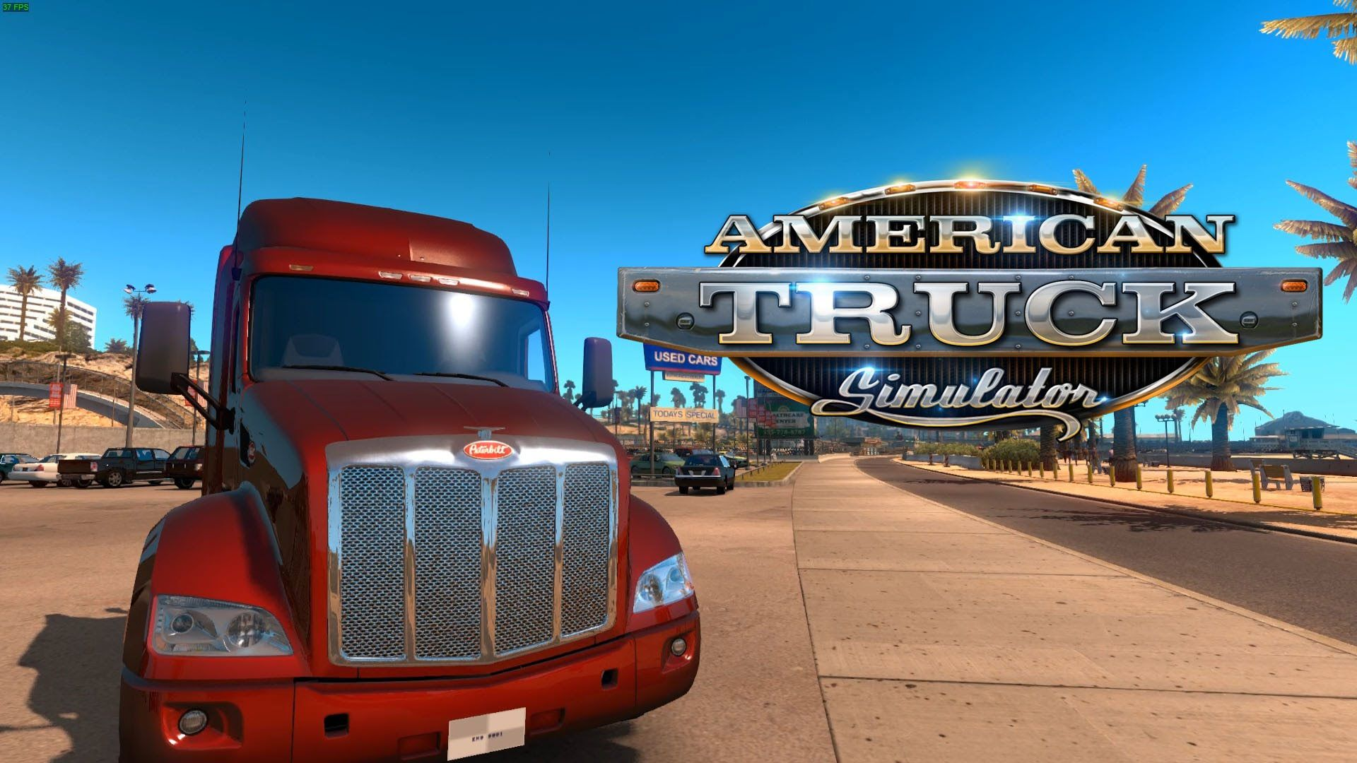 American Truck Simulator With Images American Truck Simulator