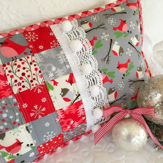 Carried Away Quilting Stash Addict Quilts Announce Jingle Birds