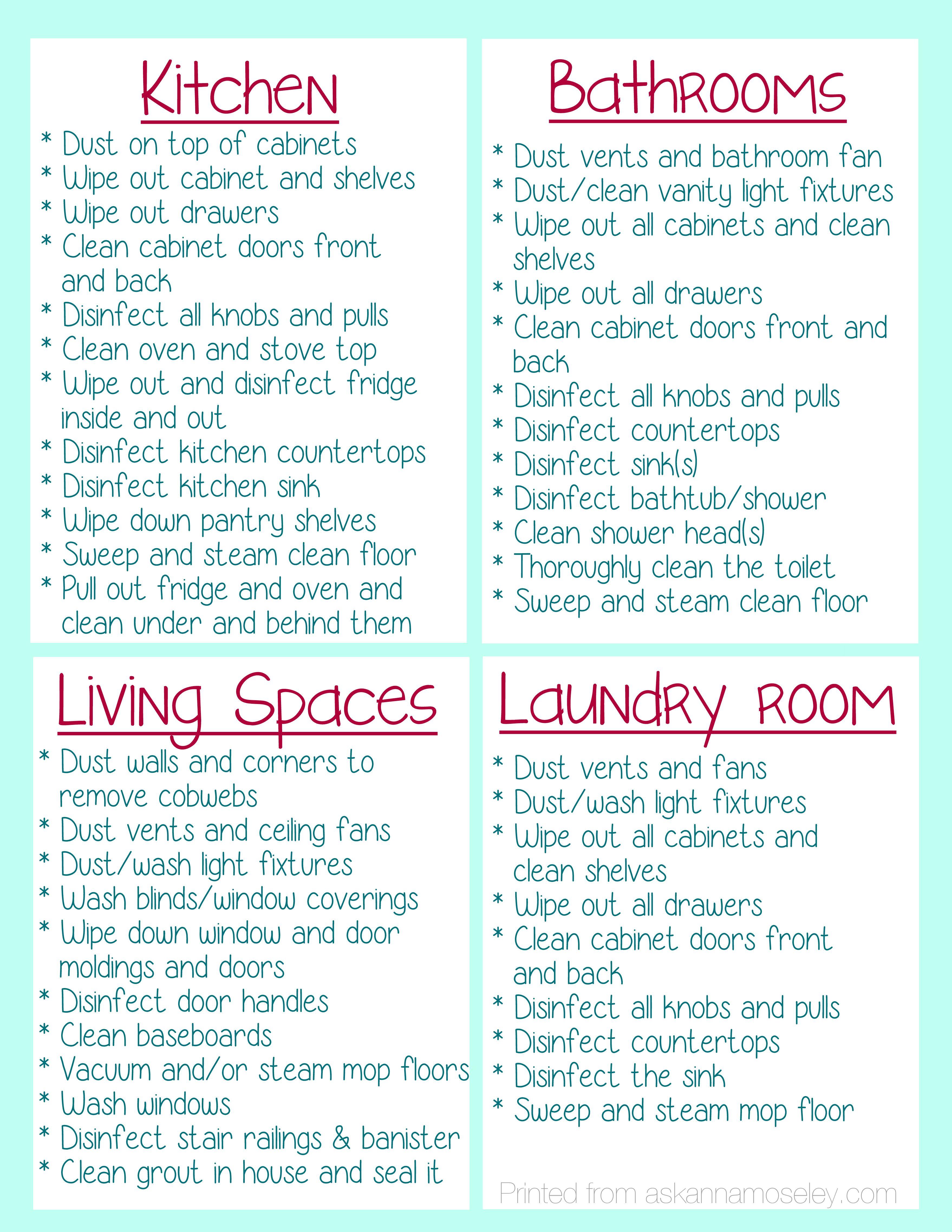 Apartment Comparison Checklist | charlotte clergy coalition