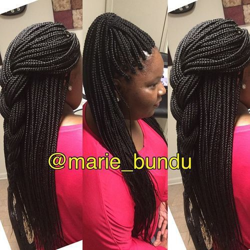 50 exquisite box braids hairstyles to do yourself protective 50 exquisite box braids hairstyles to do yourself solutioingenieria Gallery