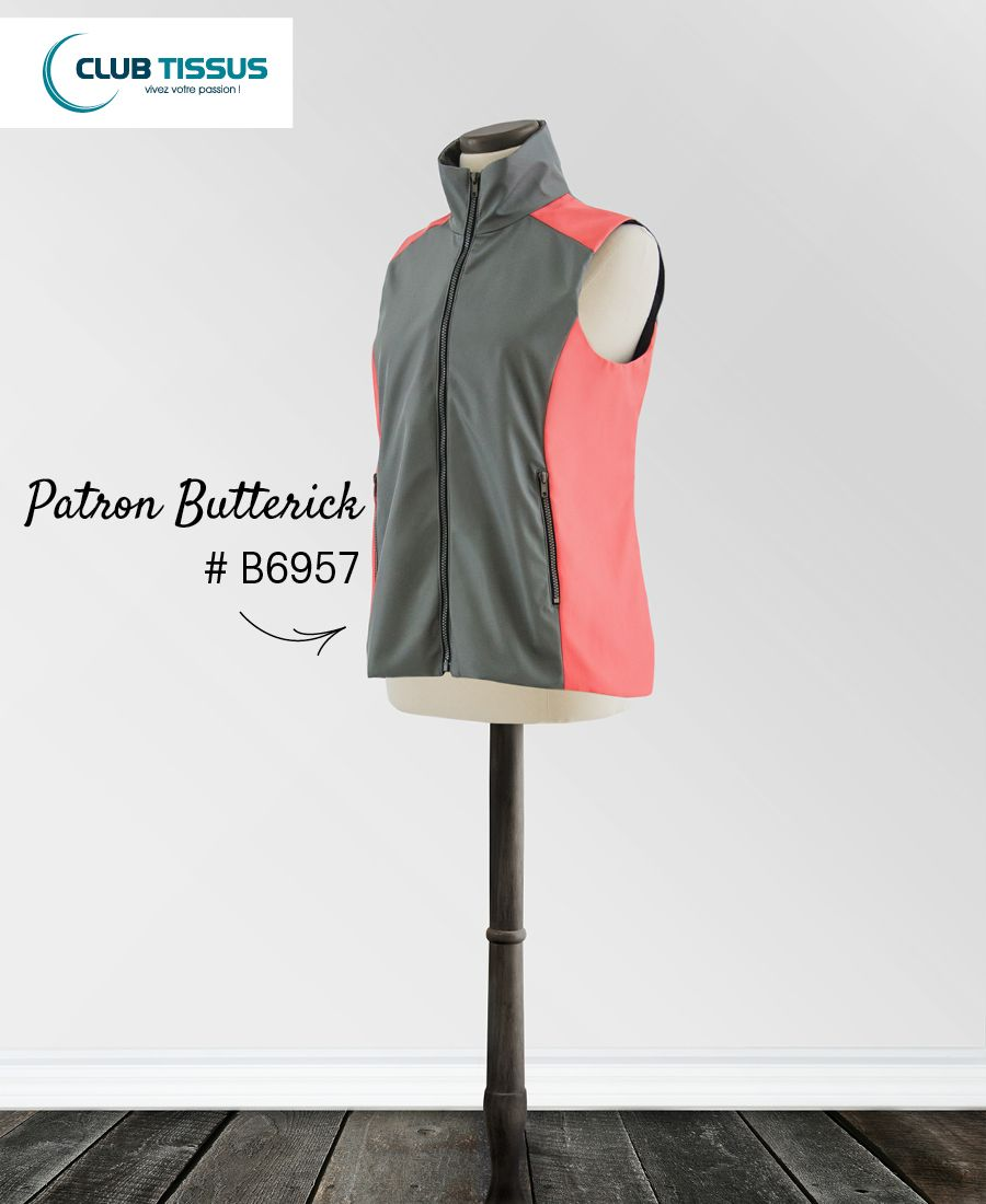 Patron Butterick B6957 #mode #fashion #DIY #couture | NOS CRÉATIONS ...