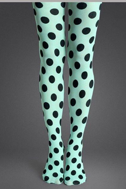 0673418e6e7 OASAP - Shop womens Polka Dot Tights at Fashion Store