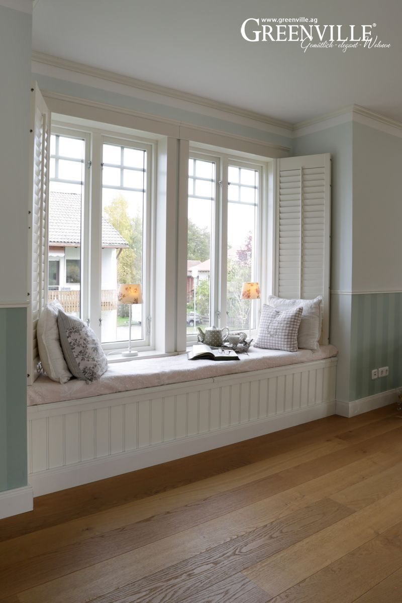 Find bay window ideas for bay window curtains and installing ...