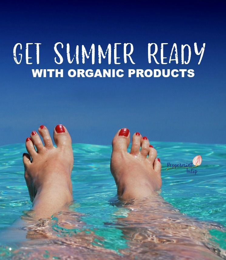 Summer Skin Care: Top Ten Organic Summer Skin Care Products
