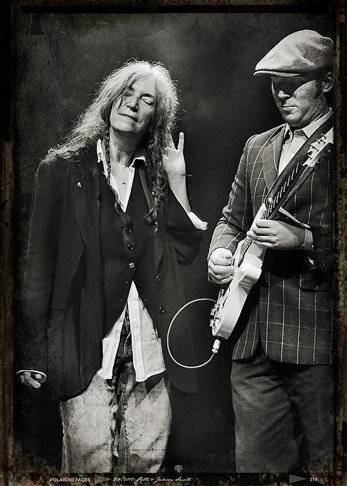 Patti Smith Photo - Rock & Roll Moms | Rolling Stone |Jackson Smith Patti Smith