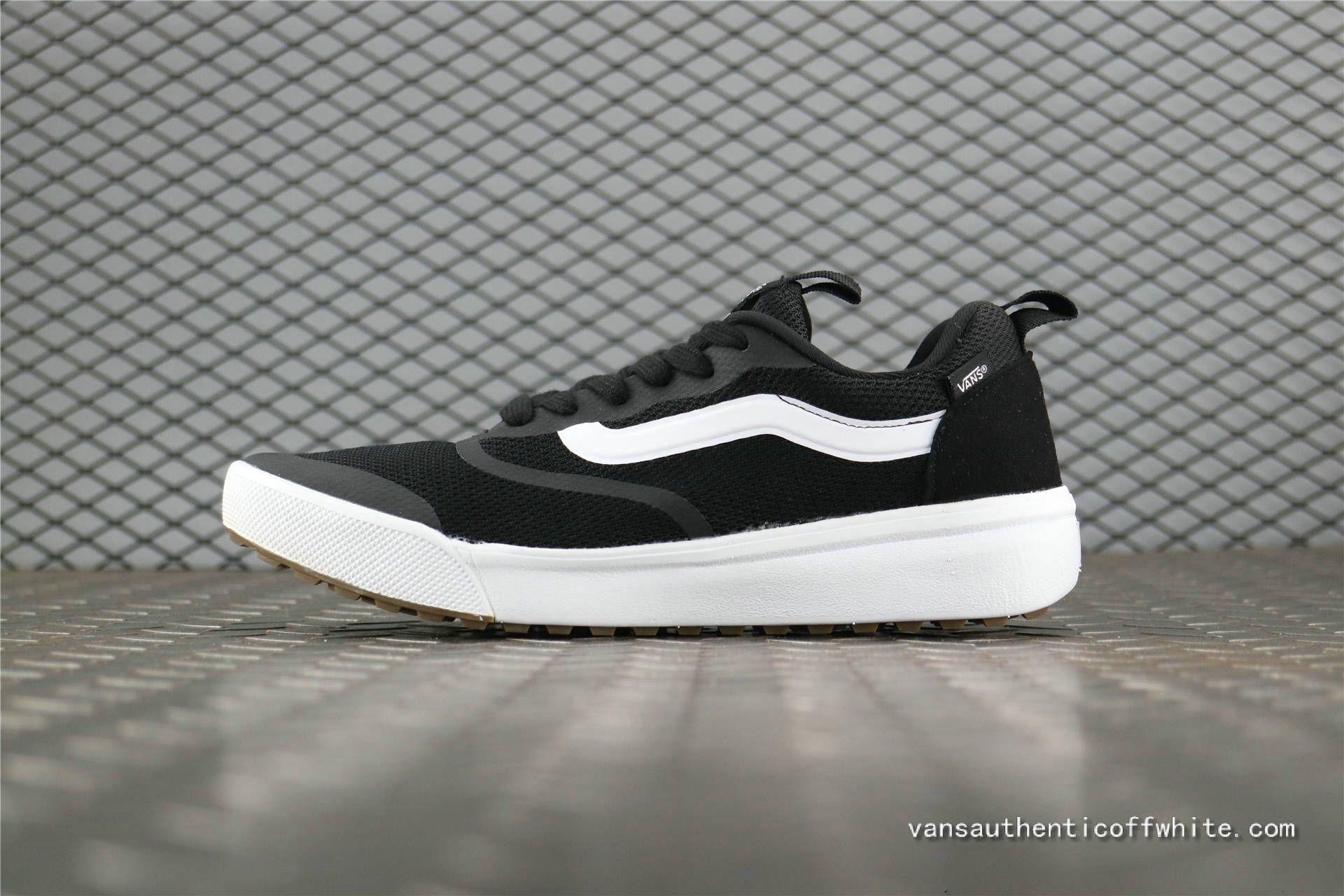 Vans Ultrarange Rapidweld Summer Black White VN0A3DOTY28 Running Shoe For  Sale 6a7def82e