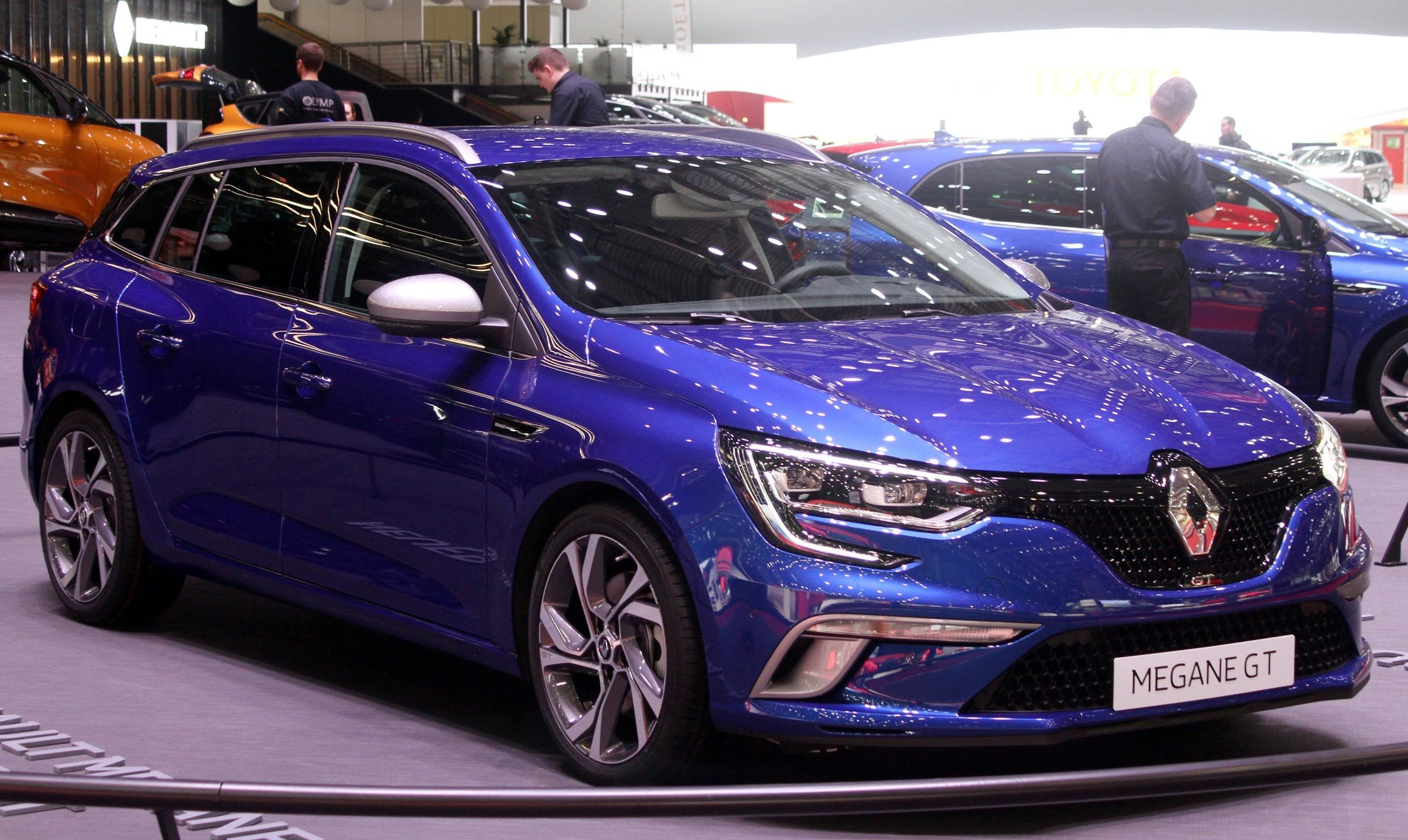 2016 renault megane sport tourer gt 2016 geneva motor show renault pinterest geneva. Black Bedroom Furniture Sets. Home Design Ideas