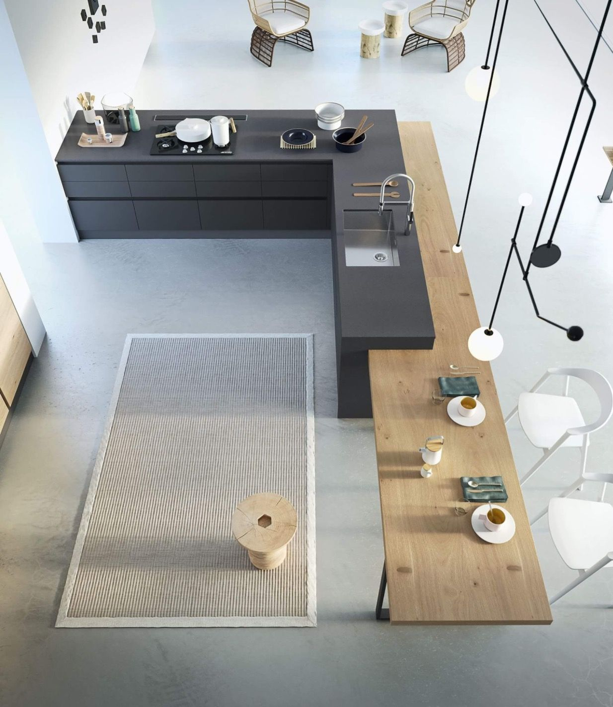 12 Clever Kitchen Island Design Ideas With Images Modern