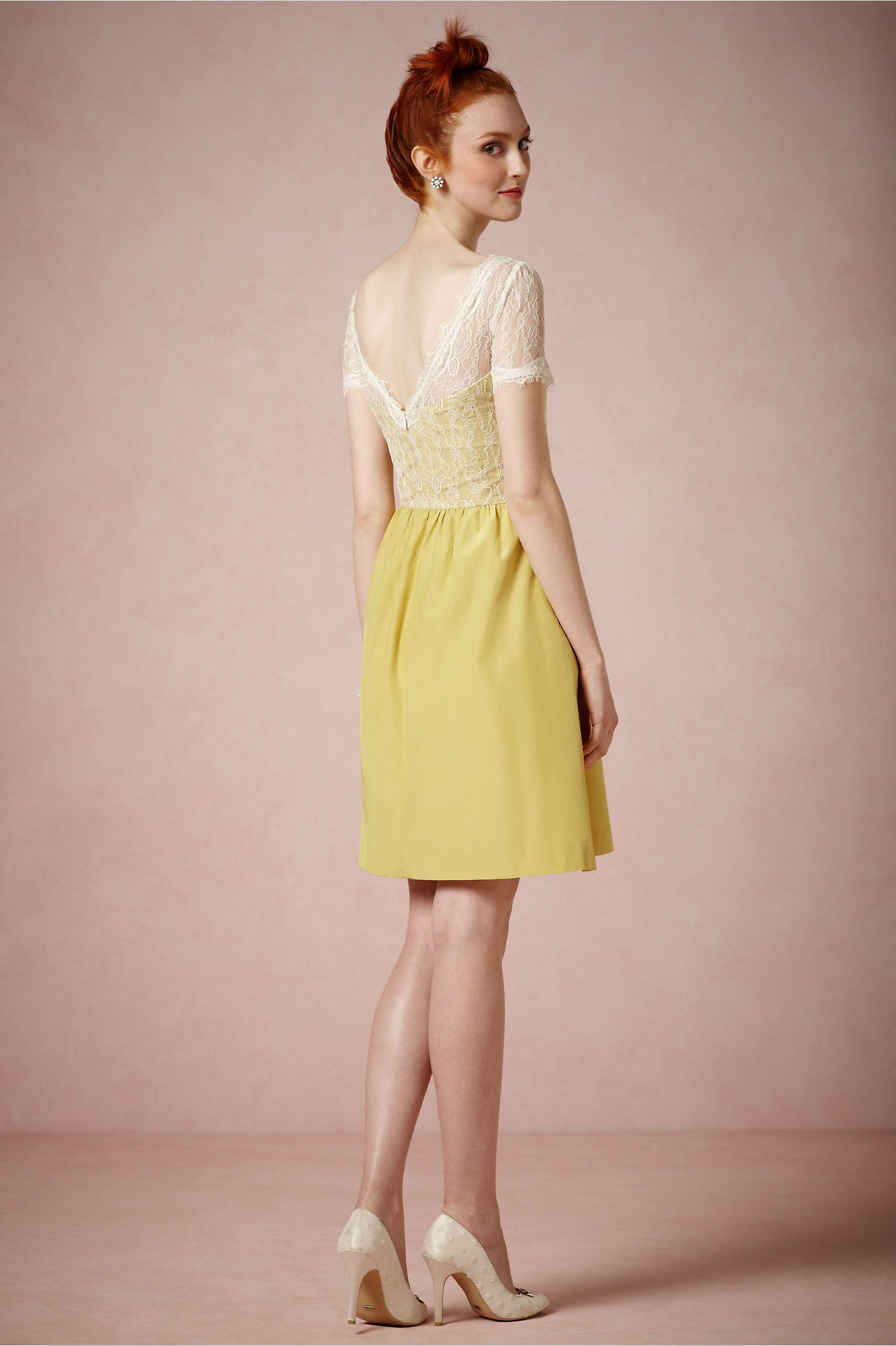 Sorbetto Dress from BHLDN | Weddings | Pinterest | Bodas vintage ...