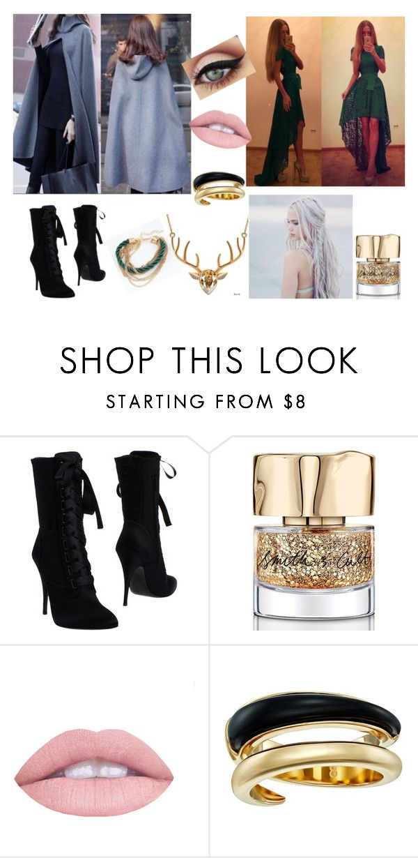 """Merry Christmas !"" by ambrewolf on Polyvore featuring mode, Balmain, Smith & Cult et Michael Kors"