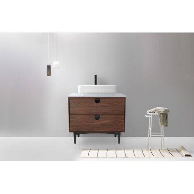 Best Kartonrepublic Portree 30 Single Bathroom Vanity Single 640 x 480
